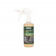 Nuodegų ir riebalų valiklis / SMOKE & GRILL CLEANER